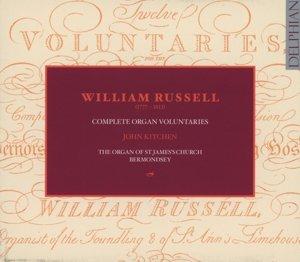 Complete Organ Voluntaries