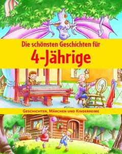 Die schönsten Geschichten für 4-Jährige