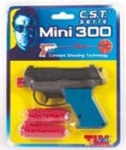 De Ruymbeke 22123 - Kugel-Pistole Mini 300 mit Munition