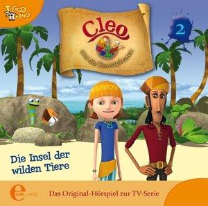 (2)HSP z TV-Serie-Die Insel Der Wilden Tiere