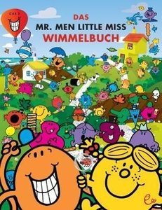 Das Mr. Men Little Miss Wimmelbuch