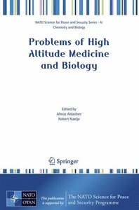 Problems of High Altitude Medicine and Biology