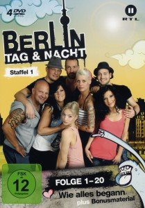 Berlin - Tag & Nacht - Staffel 1. Fan Edition