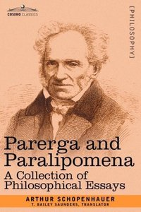 PARERGA AND PARALIPOMENA