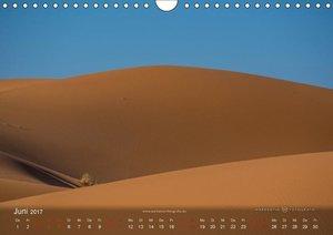 Sahara - Land der unendlichen Weite (Wandkalender 2017 DIN A4 qu