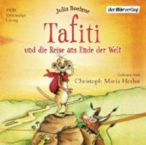 Tafiti 01 und die Reise ans Ende der Welt