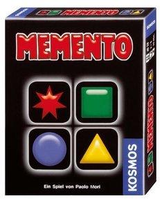 Kosmos 740313 - Memento, Kartenspiel