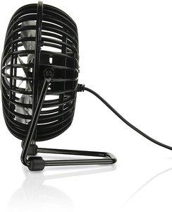 Speedlink TORNADO USB Desk Fan, Tischventilator, schwarz
