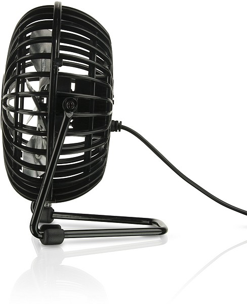 Speedlink TORNADO USB Desk Fan, Tischventilator, schwarz - zum Schließen ins Bild klicken