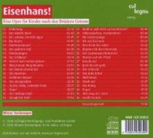 Askin, A: Eisenhans! Oper für Kinder/CD