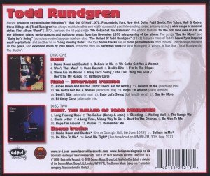 Runt & The Ballad Of Todd Rundgren (+Bonus)
