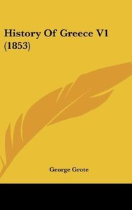 History Of Greece V1 (1853)
