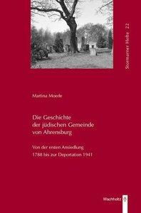 Die Geschichte der jüdischen Gemeinde von Ahrensburg