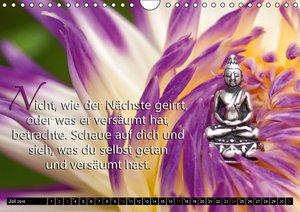 Buddhistische Weisheiten (Wandkalender 2016 DIN A4 quer)