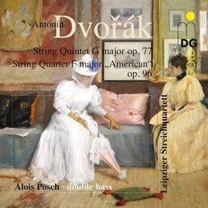 Streichquint.op.77/Streichquart op.96 Amerik.