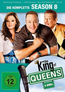 The King of Queens - Staffel 8 (16:9)