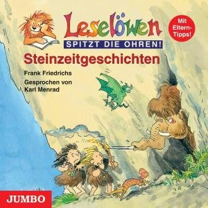 Leselöwen: Steinzeitgeschichten