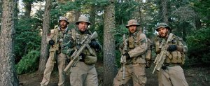 Lone Survivor UHD Blu-ray