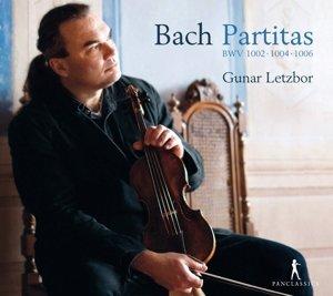 Partiten BWV 1002,1004,1006
