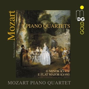 Klavierquartette KV 478+KV 493
