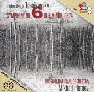 Sinfonie 6/Capriccio Italien,op.45