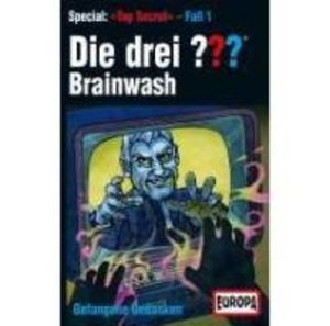 Die drei ??? Special 2011. Brainwash - Gefangene Gedanken (Frage
