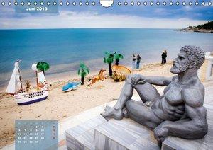 Die Krim - Sonnenseite der Ukraine (Wandkalender 2016 DIN A4 que