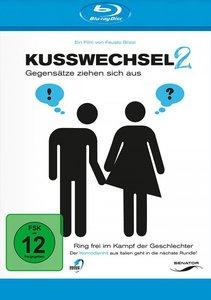 Kusswechsel 2 BD-Gegensätze ziehen sich aus