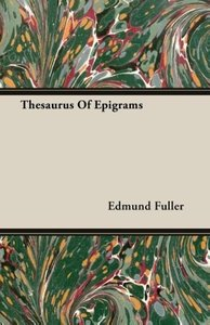 Thesaurus of Epigrams