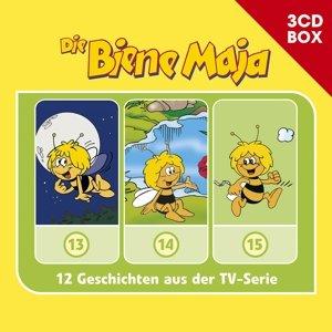 Die Biene Maja - 3-CD Hörspielbox Vol. 5