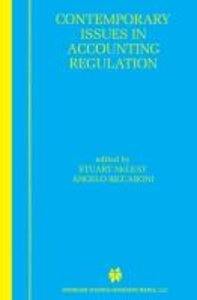 Contemporary Issues in Accounting Regulation