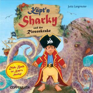 Käpt'n Sharky und der Riesenkrake (CD)