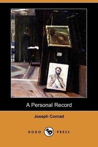 A Personal Record (Dodo Press)