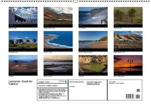 Lanzarote - Insel der Vulkane (Wandkalender 2016 DIN A2 quer)