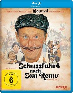 Schussfahrt nach San Remo (Blu-Ray)