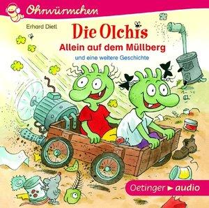 Ohrwürmchen Die Olchis. Allein auf dem Müllberg CD)