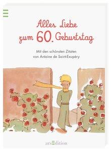 Alles Liebe zum 60. Geburtstag