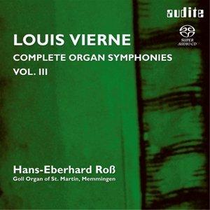 Complete Organ Symphonies Vol.3