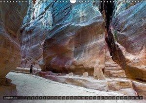 Bruhn, O: Jordanien - Felsenstadt Petra (Wandkalender 2015 D