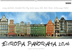 Europa Panorama 2016 (Wandkalender 2016 DIN A2 quer)