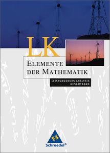 Elemente der Mathematik. Leistungskurs. Gesamtband. Analysis. Rh