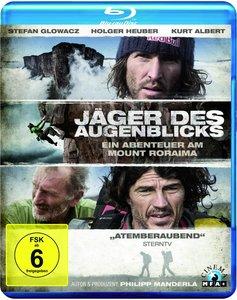 Jäger des Augenblicks-Blu-ray Disc