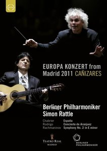 Europa Konzert 2011 from Madrid