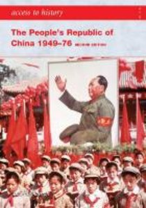The People\'s Republic of China 1949-76