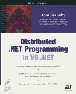 Distributed .NET Programming in VB .NET