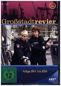Grossstadtrevier-Box 16 (Folge 241-256)