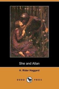 She and Allan (Dodo Press)