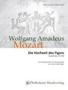 Die Hochzeit des Figaro, Ouvertüre KV 492