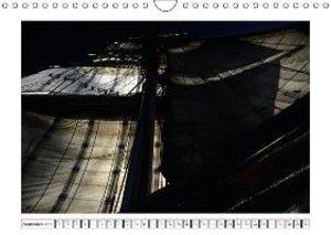 Sailing at Night / UK-Version (Wall Calendar 2015 DIN A4 Landsca