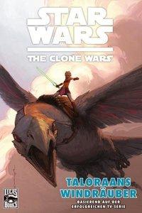 Star Wars: The Clone Wars (Comic zur TV-Serie) 04